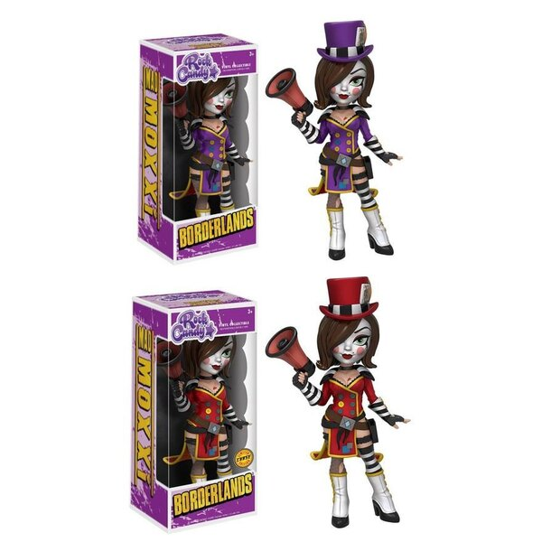 Borderlands assortiment Rock Candy Vinyl Figurines Mad Moxxi 13 cm (6)