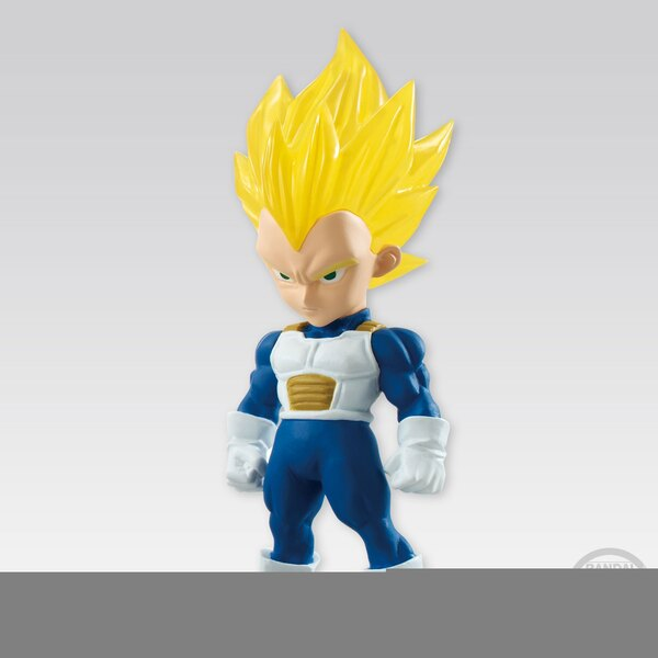 Dragonball Z assortiment figurines The Adverge Collection Vol. 2 6 cm (10)
