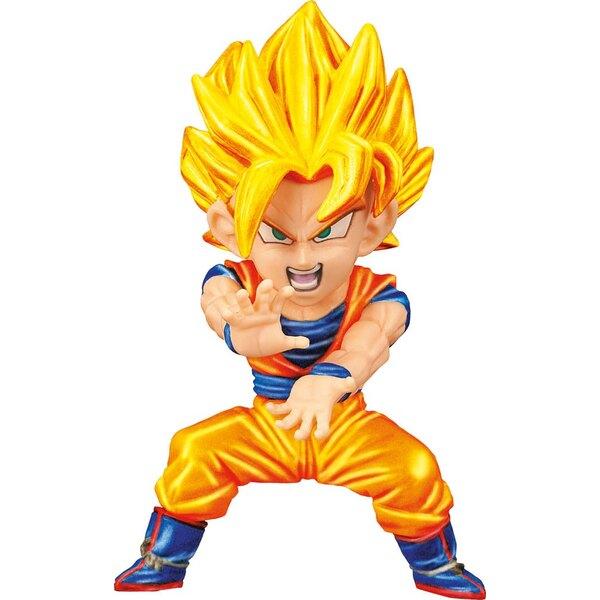 Dragonball Super assortiment figurines WCF ChiBi 7 cm Goku Special (15)