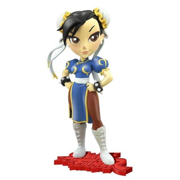 Street Fighter série 1 figurine Knockouts Chun-Li 18 cm
