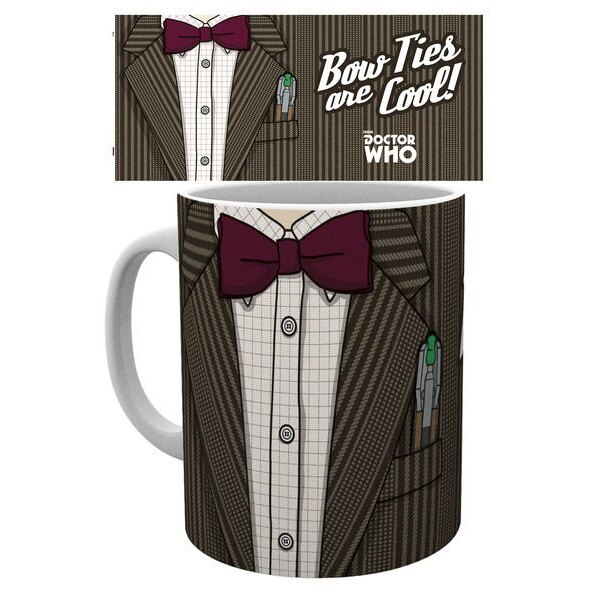 Doctor Who mug 11th Doctor Costume