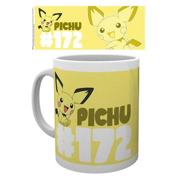 Pokemon mug Pichu
