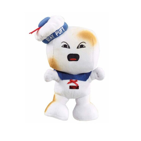 SOS Fantômes peluche parlante Stay Puft Marshmallow Man Angry 23 cm *ANGLAIS*