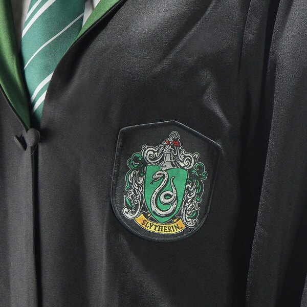 Harry Potter robe de sorcier Slytherin