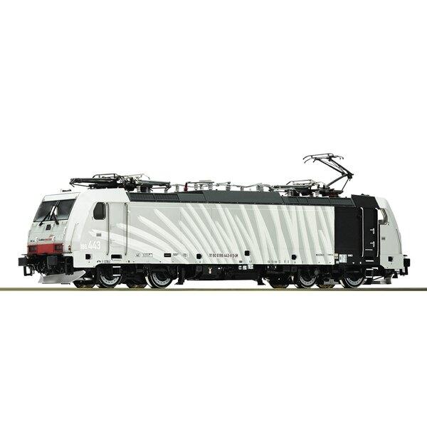 Electric locomotive 186 443, Railpool