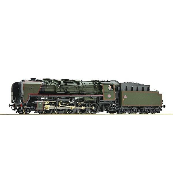 Steam locomotive 150X35, SNCF