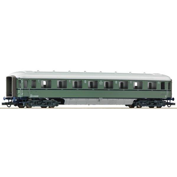 1st/2nd class passenger car Plan D, NS