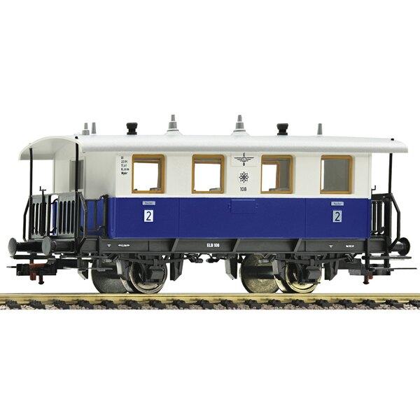 2nd class branchline passenger coach, Edelweiß-Privatbahn