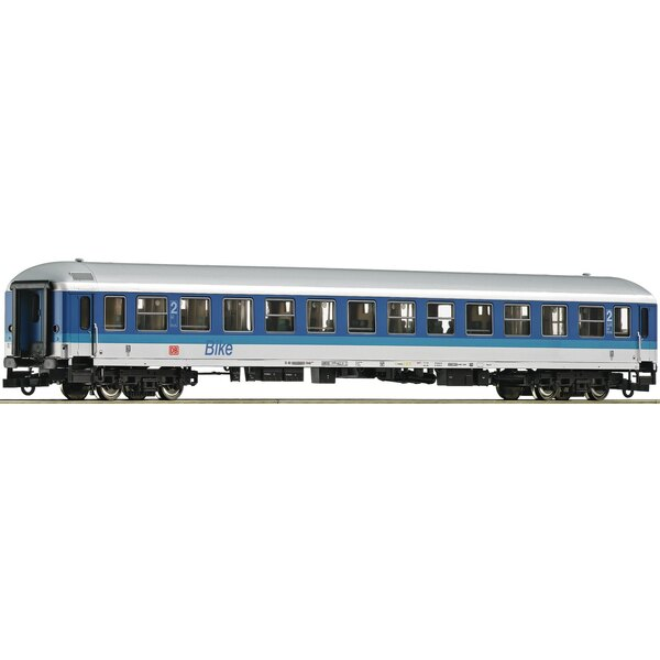 2nd class express train passenger coach with bicycle compartment, DB AG