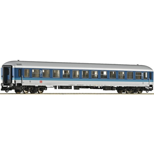 2nd class express train passenger coach, DB AG