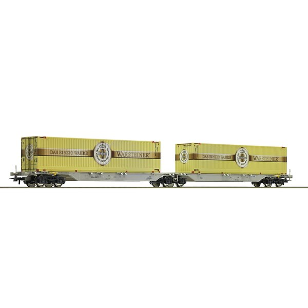 Container carrier wagon, AAE