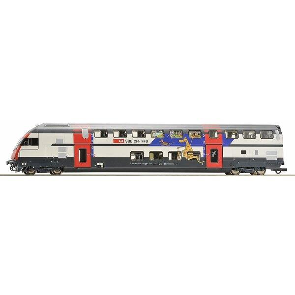 Double stack wagon IC2000, SBB