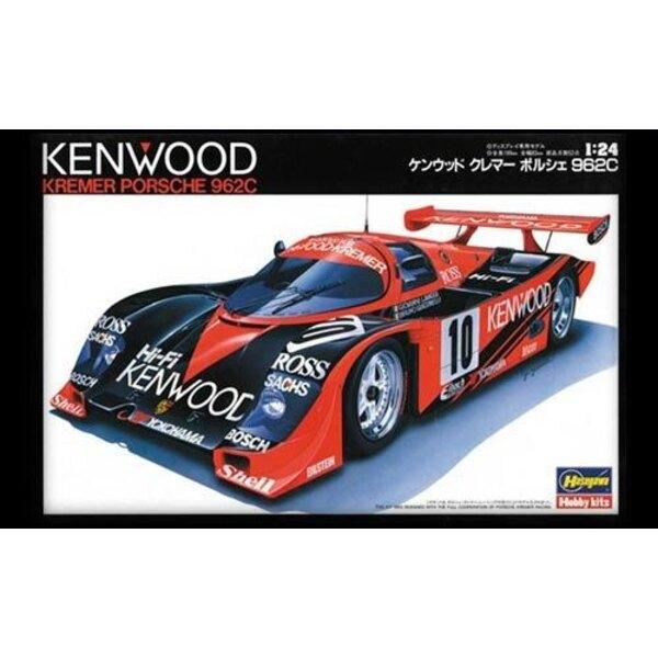 Kenwood Kremer Porsche 962C