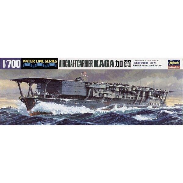 Kaga IJN Aircraft Carrier