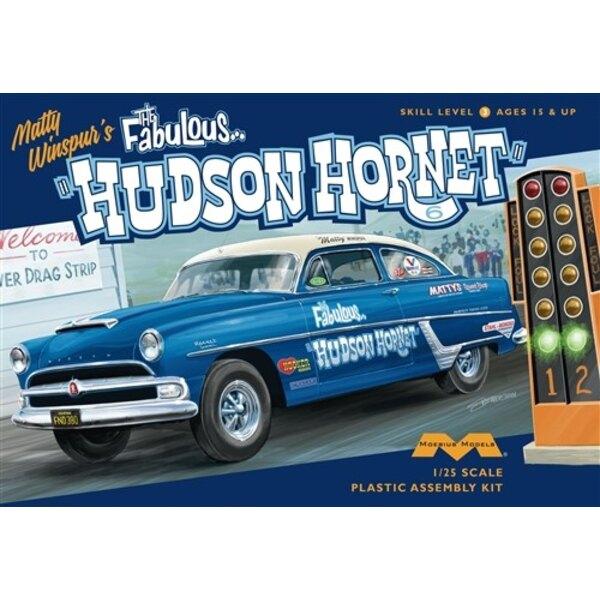 1954 Hudson Hornet Special Jr Stock