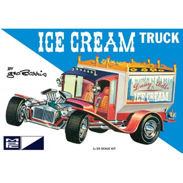 Ice Cream Truck 'George Barris Commemorative Edition'The Ice Cream Truck is one of George Barris' coolest creations... literally
