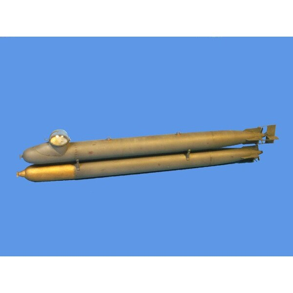German type Neger human torpedo