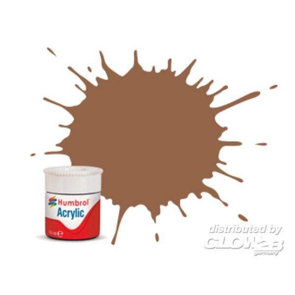 Acryl 110 Naturholz matt 12 ml