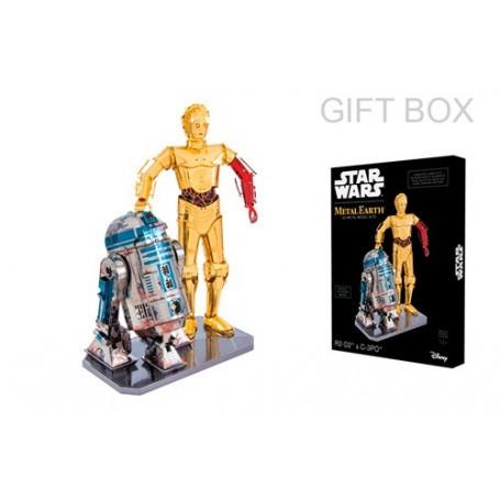 BOÎTE CADEAU: STAR WARS / R2-D2 & C-3PO