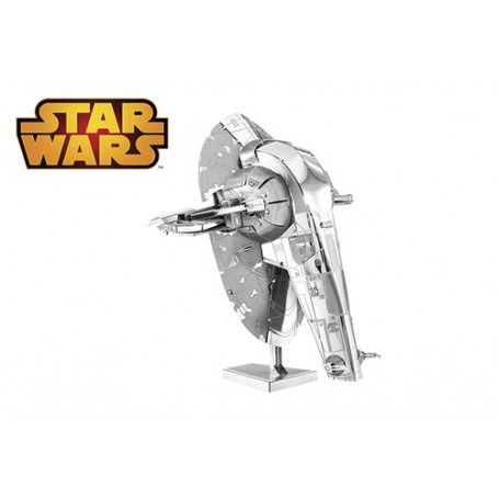 Metal Earth Star Wars Rogue One- U-Wing Fighter Maquette 3D en M/étal avec 2 Feuilles sur Carte 12 x 17 cm