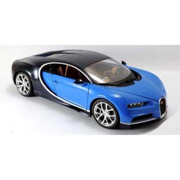 Bugatti Chiron Bleue