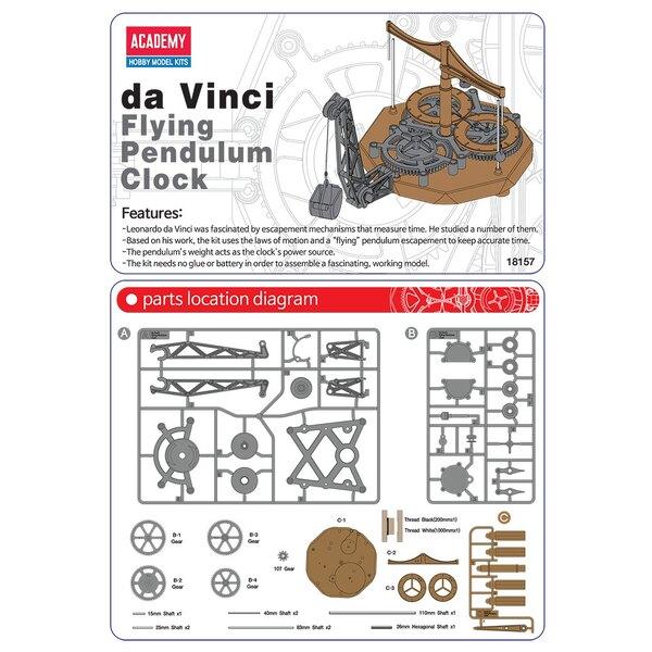Da Vinci Pendule