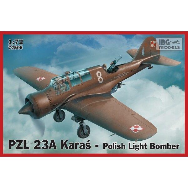 PZL.23A Karas - Bombardier léger polonais