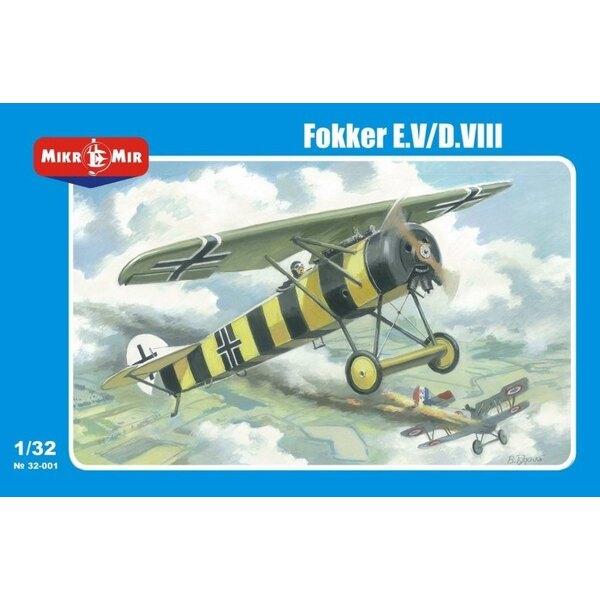 Fokker EV / D.viii