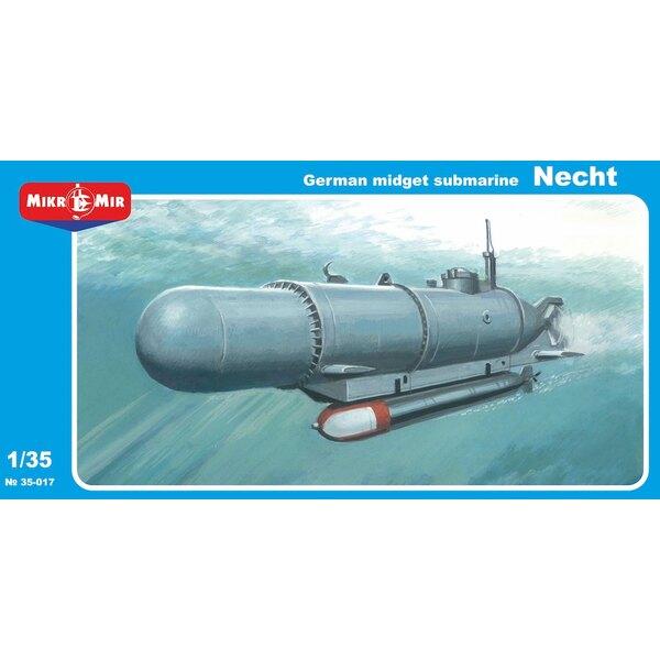Necht German Midget Submarine