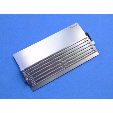 Attachment for Flip-R10 - pour le canal / parallèle bendsThis est une fixation pour les outils de pliage flip-R10.Ceci est un o