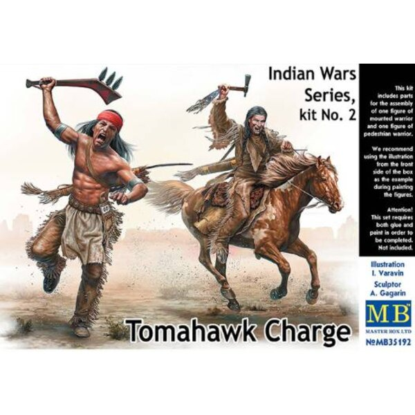 Indian WarsSeries, Tomahawk Charge