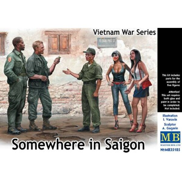 Quelque part à Saigon, Vietnam War Series
