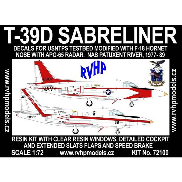 T-39D Sabreliner nord-américain (USNTPS) (prévu d'octobre / début novembre 2016)