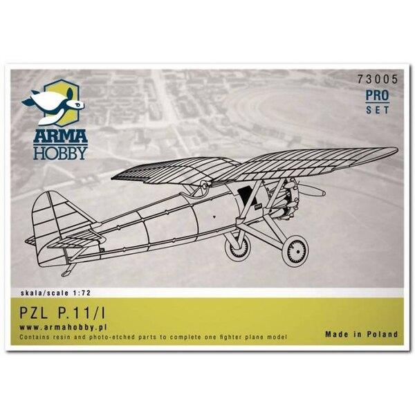 Pro-Prototype PZL P.11 / I Pro-set