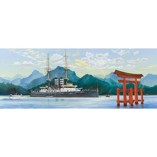 Mikasa 1902 Japanese Battleship
