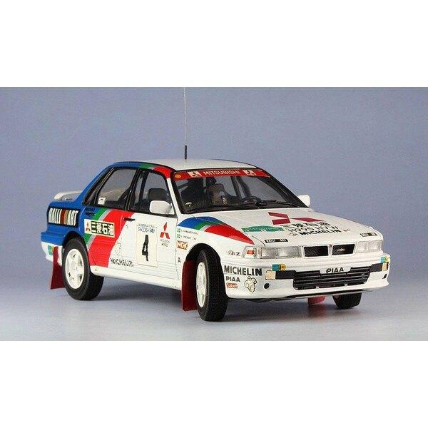 Mitsubishi Galant VR-4 1991 Monte-Carlo / Rallye Suédoise