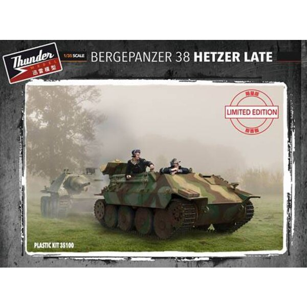 Bergepanzer 38 Hetzer Late Limited Edition