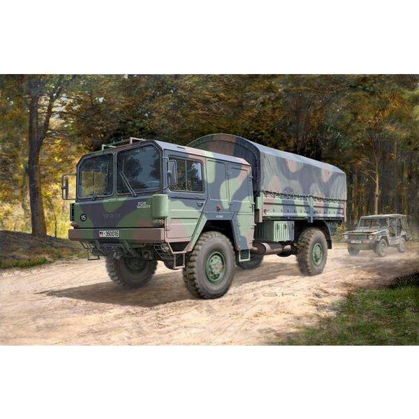 LKW 5t. Mil gl (camion 4x4)