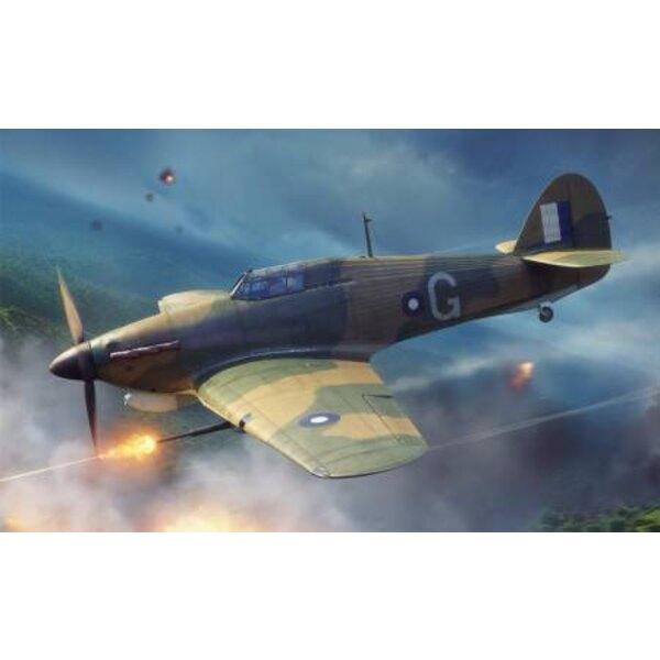 Hawker Hurricane Mk.IIDColour schemesH.L'ouragan Mk.IId, n ° 5 Squadron RAF, basé à Kharpur, Inde Juillet 1943 à camouflage typ