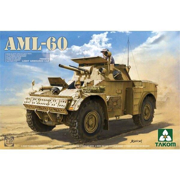 Français blindé léger Voiture AML-60
