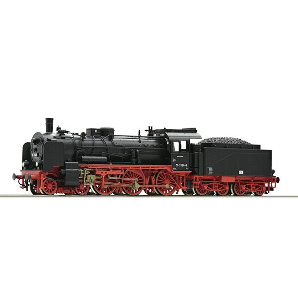 Steam locomotive series 38, DR