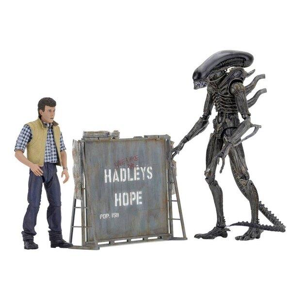 Aliens pack 2 figurines Hadley's Hope 18 cm