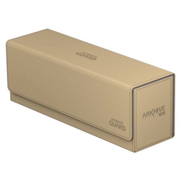 Ultimate Guard boîte pour cartes Arkhive 400+ taille standard XenoSkin™ Sable