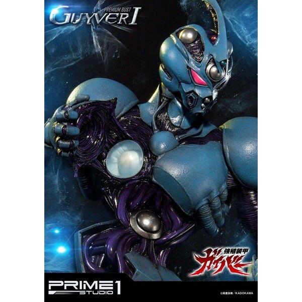 Guyver The Bioboosted Armor buste Premium Guyver I 35 cm