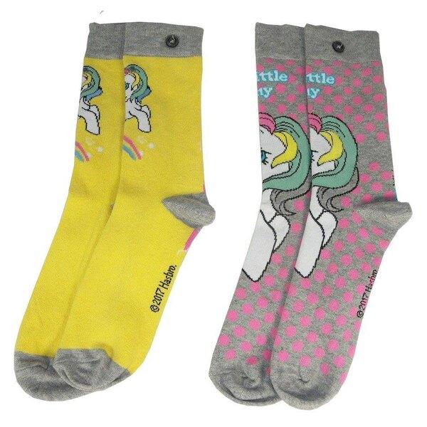Mon petit poney pack 2 paires de chaussettes femme