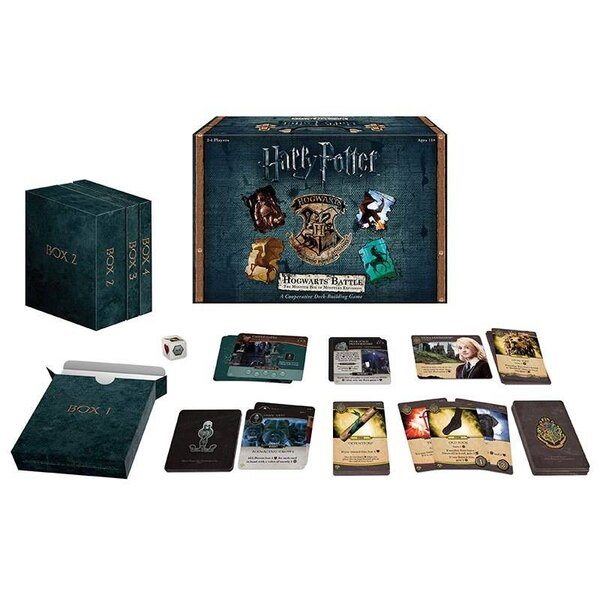 Harry Potter extension jeu Deck-Building The Monster Box of Monsters *ANGLAIS*