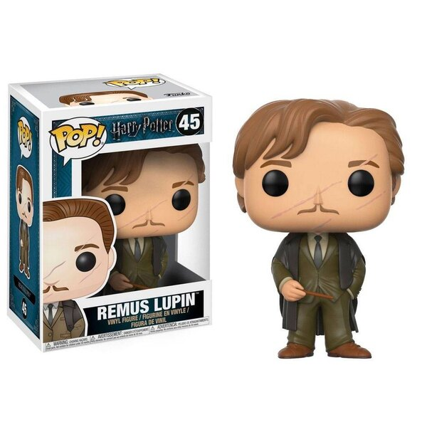 Harry Potter POP! Movies Vinyl figurine Remus Lupin 9 cm
