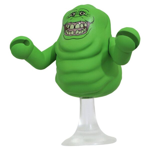 SOS Fantômes Figurine Vinimates Glow-in the-Dark Slimer SDCC 2017 Exclusive 10 cm