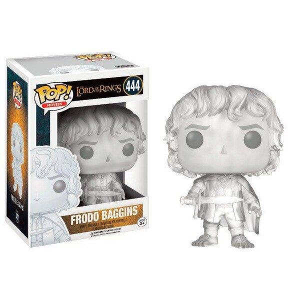 Le Seigneur des Anneaux POP! Movies Vinyl figurine Frodo Baggins (Invisible) 9 cm