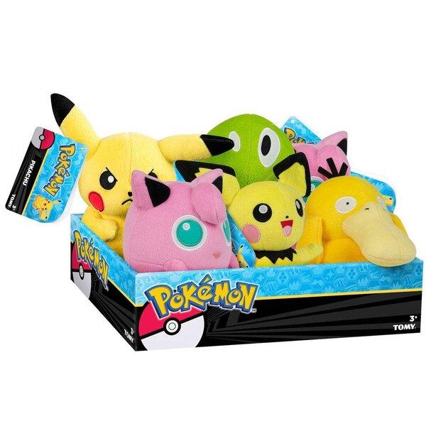 Pokemon présentoir peluches 20 cm D12 (6)